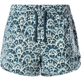 The North Face Class V Mini Shorts Women monterey blue ashbury floral print
